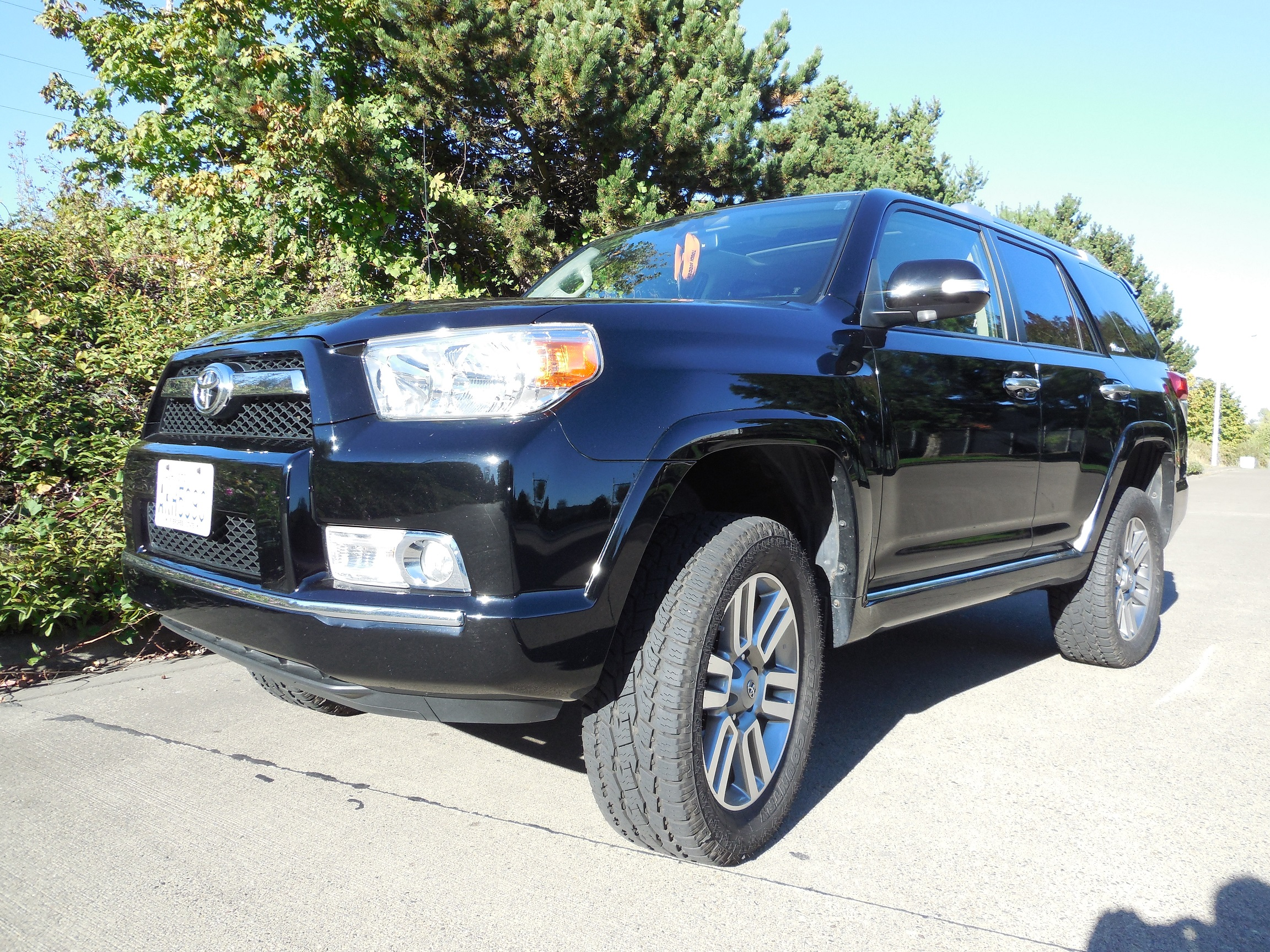 2016 4Runner with Xreas System