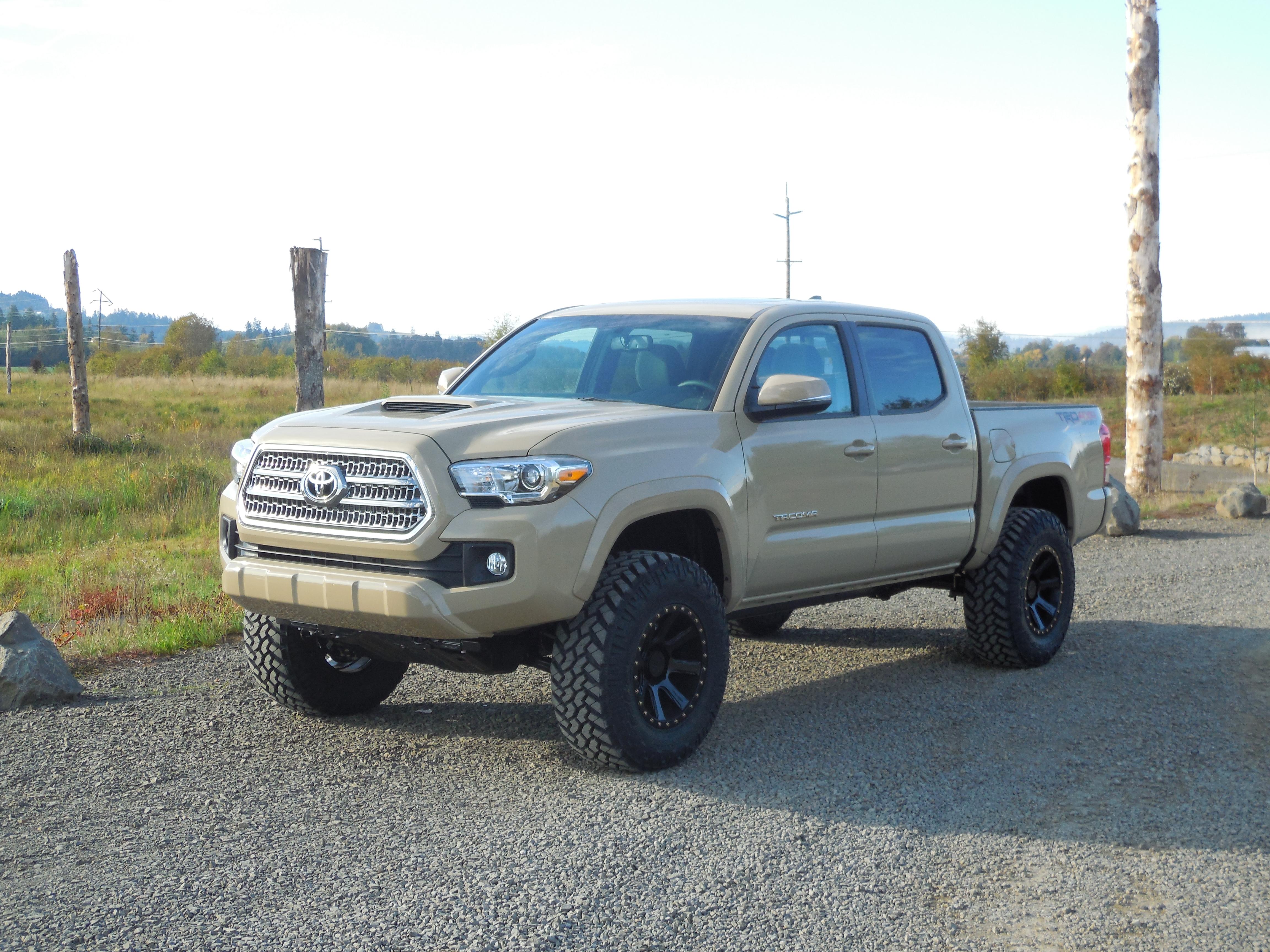 2016 Toyota Tacoma Lift Kit