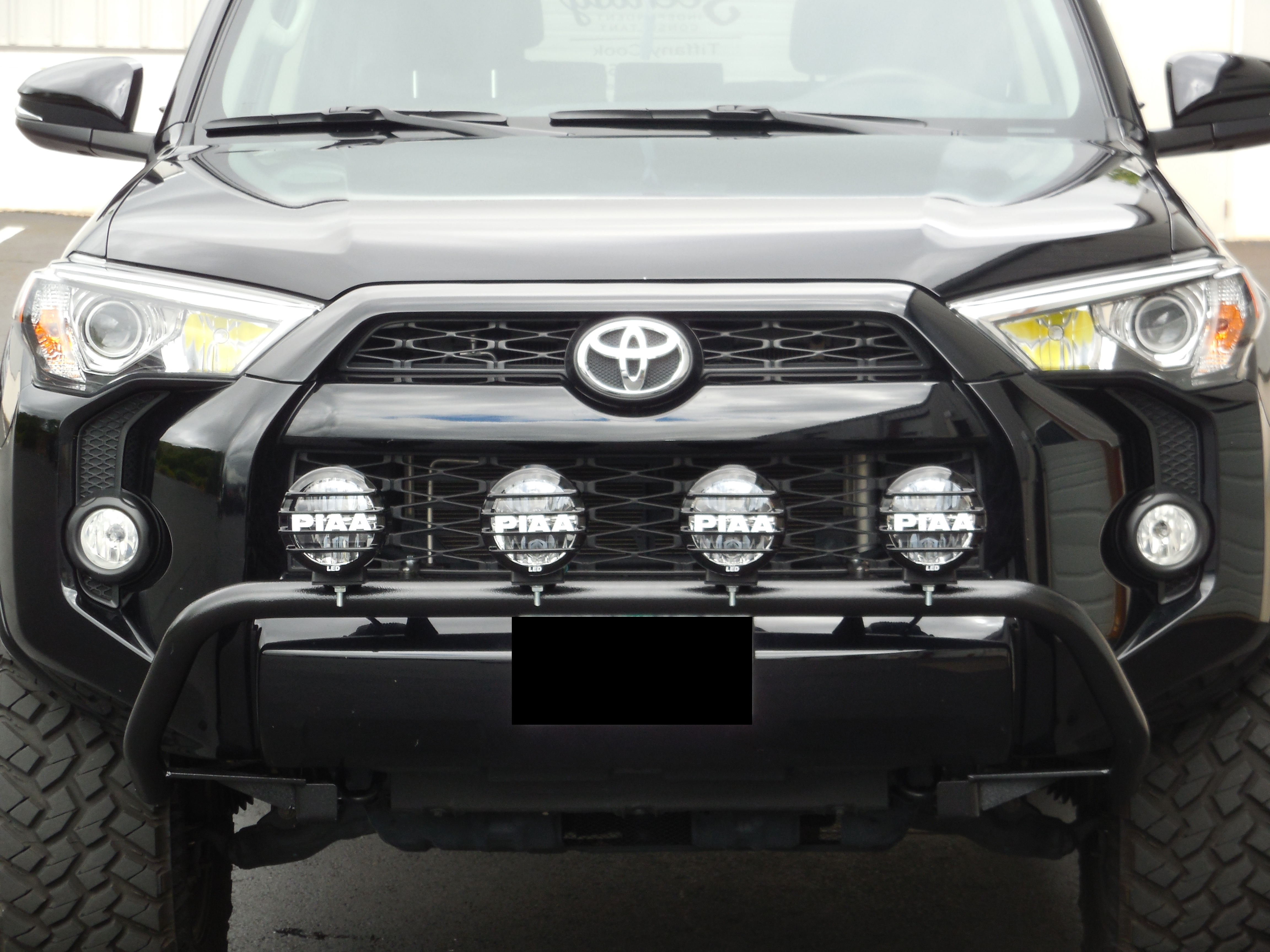 4Runner Light Bar Mount